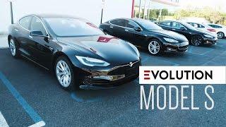 Download The Evolution of the Tesla Model S (2013 - 2016) Video