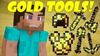 Download Why Gold Tools Break Quickly - Minecraft Video
