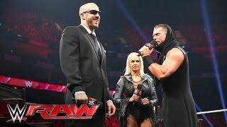 Download ″Miz TV″ with special guest Cesaro: Raw, April 18, 2016 Video