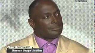 Download Shannon Sharpe Hall of Fame Speech Video