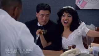 Download Fresh Off the Boat: Louis & Jessica's wedding night (Sneak Peek) Video