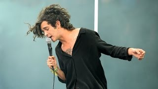Download The 1975 - Robbers at Glastonbury 2014 Video