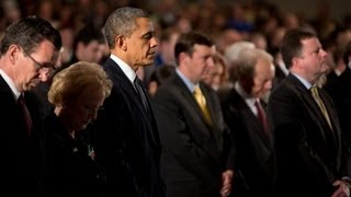 Download President Obama Speaks at Newtown High School Video