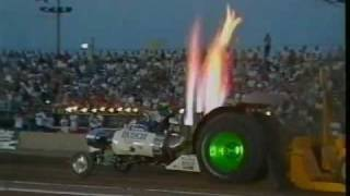 Download Tractor Pull Accidents - Crash Encounters Video