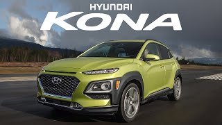 Download 2018 Hyundai Kona Review - Turbo Compact Crossover (plus DRAG RACE!) Video
