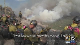 Download New video from the fallen Granite Mountain Hotshots Video