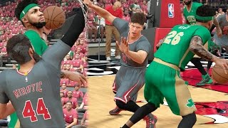 Download NBA 2k17 MyCAREER Playoffs - Unreal Hall of Fame Struggles! Ankle Breaker Windmill Poster! SFG4 Ep99 Video