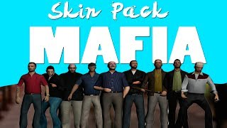 Download mafia skin pack GTA SAMP SKINS: RUSSIAN MAFIA/LA COSA NOSTRA/YAKUZA Video
