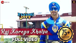 Download Raj Karega Khalsa - Full Video | Tiger S, Jacqueline F | Daler Mehndi, Navraj Hans | Sachin-Jigar Video