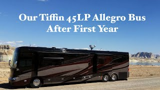 Download First Year In Living In Our Tiffin 45LP Allegro Bus Video