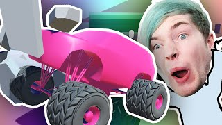 Download CRASHING MY NEW MONSTER TRUCK!! | Project Wheels Video
