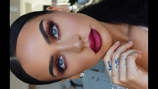 Download GET READY WITH ME: CRANBERRY MATTE Video