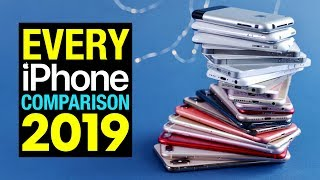 Download Every iPhone Comparison 2019! Video