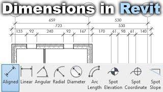 Download Dimensions in Revit Tutorial Video