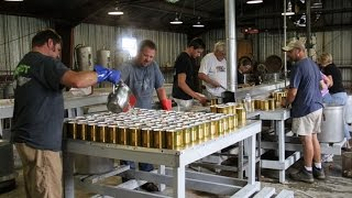 Download Canning Process at the Pickens County Food Processing Plant Video