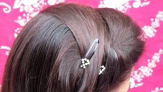 Download NEW SIDE PUFF HAIRSTYLE || EVERY DAY HAIRSTYLE Video