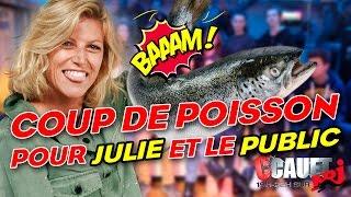 Download Coup de poisson pour Julie et le public - C'Cauet sur NRJ Video