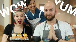 Download How to Make Sushi Video