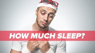 Download How Much Sleep Do You Really Need to Recover? Video