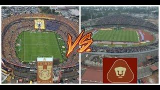 Download Estadio universitario vs Olimpico universitario Video