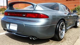 Download Mitsubishi 3000GT VR4 Transformation Video