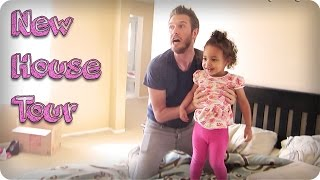 Download NEW HOUSE TOUR | DADventures: The Nive Nulls Video
