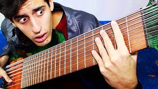 Download 24 STRINGS BASS SOLO Video