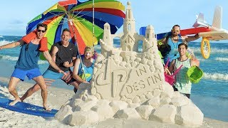 Download Beach Stereotypes | Dude Perfect Video