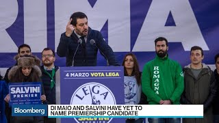Download Populists' Talks Drag as Italy Left Waiting for a Premier Video