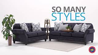 Download Go BIG and Save Big on Ashley Furniture at Rent-A-Center Video