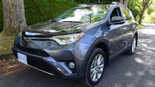 Download 2017 Toyota RAV4 Family Road Trip Review #1 Video