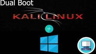 Download Installer Kali-Linux en dual boot avec Windows (Installer Kali-Linux sur PC) Video