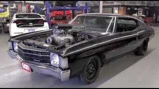 Download How to Build a Chevelle in a Day - HOT ROD Unlimited Episode 2 Video