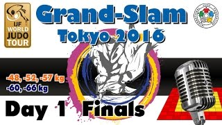 Download Judo Grand-Slam Tokyo 2016: Day 1 - Final Block Video