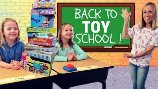 Download Addy and Maya are Back at Toy School !!! Video
