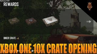 Download Playerunknown's Battlegrounds Crate Opening 10X Xbox One (PUBG) Video