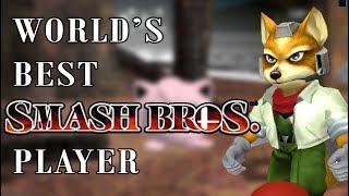 Download World's Best Smash Bros Player Video