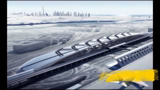 Download World Most Fastest HYPERLOOP Train - 1300 km only in 1 hour. Video