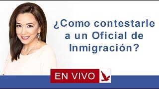 Download Como contestarle a un oficial de inmigracion? Video