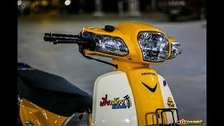Download ดรีมซุปเปอร์คัพ[สีเหลือง] แต่งสวย EP.23 by NICK BIKER Racing Channel Video