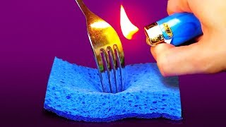 Download 32 INSANELY CLEVER HACKS WITH EVERYDAY HOUSEHOLD ITEMS Video