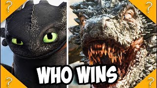 Download Toothless vs Drogon Video