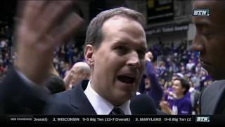 Download Michigan at Northwestern - Men's Basketball Highlights Video