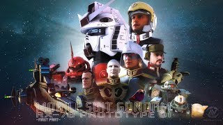 Download Mobile Suit Gundam RX-78 Prototype 01-Side Story-First Part-ITA-sub ENG-FRA-PORT[Fan Made CGI Movie] Video