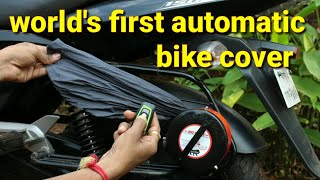 Download Automatic motorcycle parking cover    Bike Blazer Video
