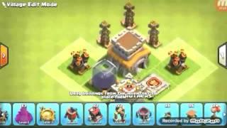 Download Clash of Clans Th 8 war base. ANTI Dragon + Pekka Video