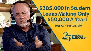 Download $385,000 In Student Loans Making Only $50,000! Video