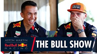 Download The Bull Show with Max Verstappen and Alex Albon Video