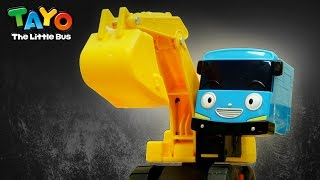 Download [Tayo's Toy Adventure] #19 Tayo the Poclain Video