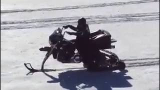 Download Harley Snowmobile Video